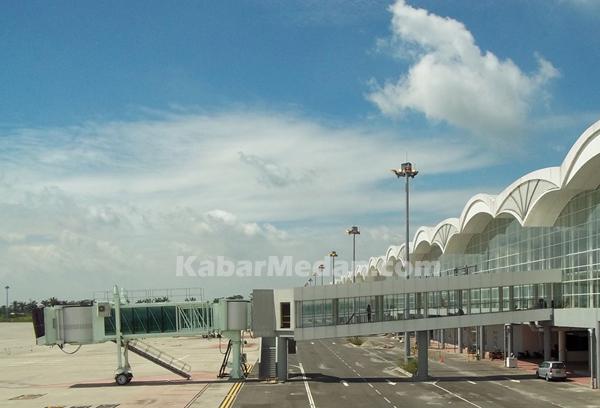 Garbarata Bandara Kuala Namu Siap Dioperasikan