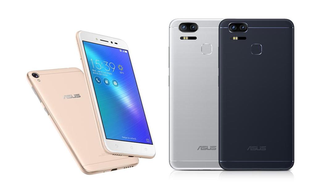 ASUS Siap Luncurkan ZenFone Zoom S Dan ZenFone Live Di